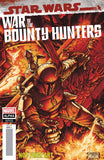 STAR WARS WAR BOUNTY HUNTERS ALPHA #1 MCNIVEN CRIMSON VAR - Packrat Comics