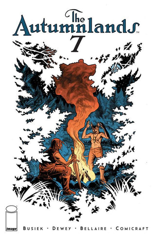 AUTUMNLANDS TOOTH & CLAW #7 - Packrat Comics