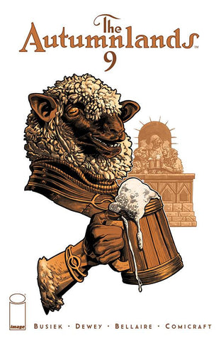 AUTUMNLANDS TOOTH & CLAW #9