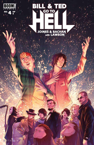 BILL & TED GO TO HELL #4