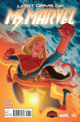 MS MARVEL #17 SWA - Packrat Comics