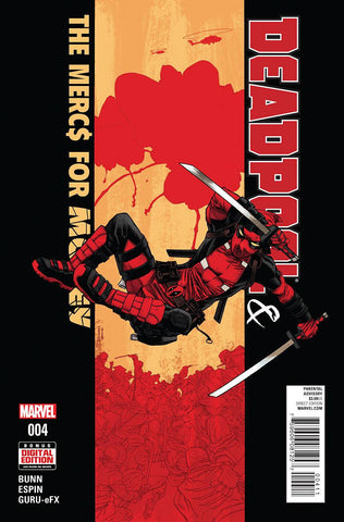 DEADPOOL MERCS FOR MONEY #4 (OF 5) - Packrat Comics