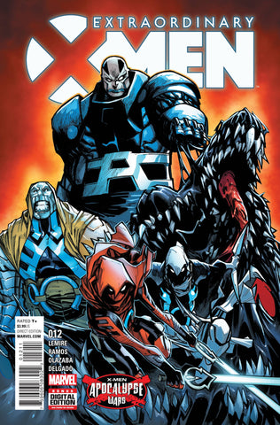EXTRAORDINARY X-MEN #12