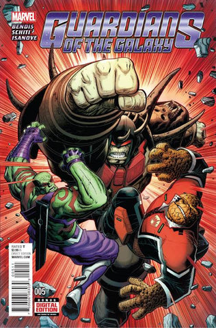 GUARDIANS OF GALAXY #5