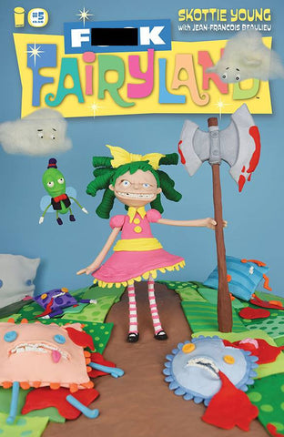 I HATE FAIRYLAND #5 F*CK (UNCENSORED) FAIRYLAND VAR (MR)