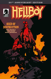 HELLBOY DAY 2019 SEED OF DESTRUCTION - Packrat Comics