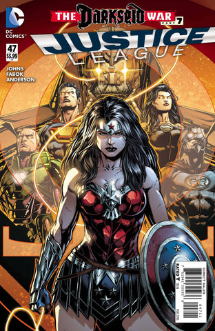 JUSTICE LEAGUE #47 - Packrat Comics