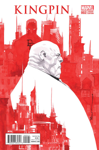 CIVIL WAR II KINGPIN #2 (OF 4) NGUYEN VAR - Packrat Comics