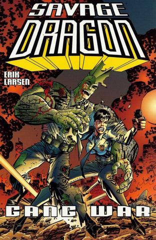 SAVAGE DRAGON TP VOL 06 GANG WAR - Packrat Comics