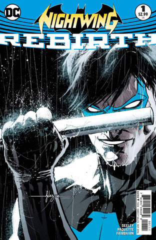 NIGHTWING REBIRTH #1