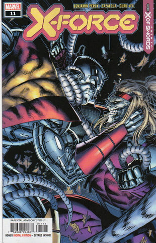 X-FORCE #11 - Packrat Comics