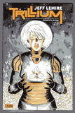TRILLIUM THE DELUXE ED HC - Packrat Comics