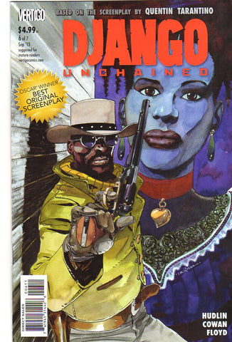 DJANGO UNCHAINED #6 (OF 7) (MR) - Packrat Comics