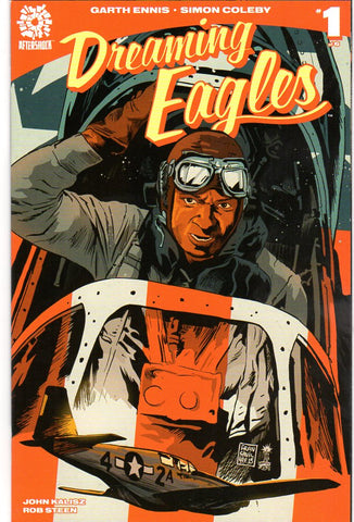 DREAMING EAGLES #1 (MR) - Packrat Comics