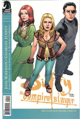 BUFFY THE VAMPIRE SLAYER #4 VARIANT - Packrat Comics