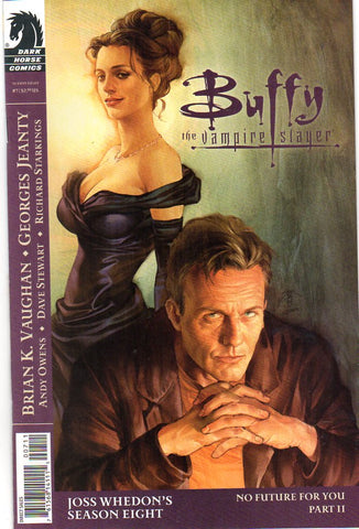 BUFFY THE VAMPIRE SLAYER #7 - Packrat Comics