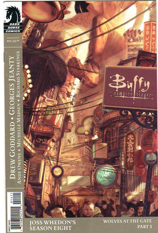 BUFFY THE VAMPIRE SLAYER #14 - Packrat Comics