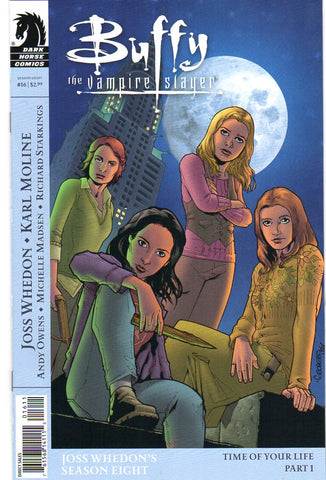BUFFY THE VAMPIRE SLAYER #16 VARIANT - Packrat Comics
