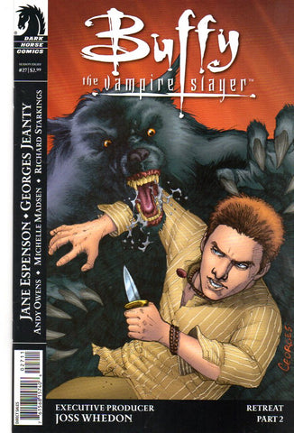 BUFFY THE VAMPIRE SLAYER #27 - Packrat Comics