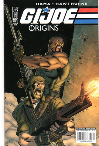 GI JOE ORIGINS #3 COVER B