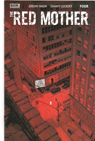 RED MOTHER #4 - Packrat Comics