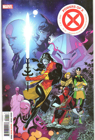 POWERS OF X #1 (OF 6) - Packrat Comics