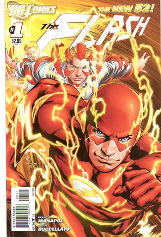 FLASH #1 VAR ED - Packrat Comics