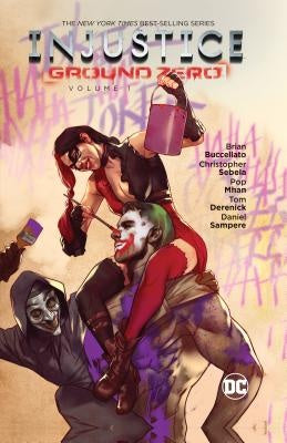 INJUSTICE GROUND ZERO HC VOL 01 - Packrat Comics