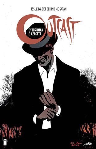 OUTCAST BY KIRKMAN & AZACETA #14 (MR)