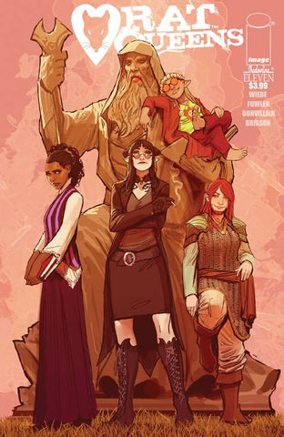 RAT QUEENS #11 (MR)