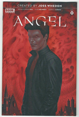 Angel #0 Pelcer Variant Cover 1 Per Store Boom Studios
