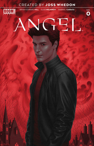Angel #0 Surprise Release Boom! Studios Buffy Comic Limited Printing!