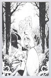 The Last Witch #1 Jorge Corona Store Virgin Sketch Variant - Packrat Comics