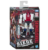 Transformers War for Cybertron: Siege Deluxe Red Alert - Packrat Comics