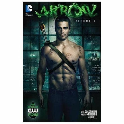 ARROW TP VOL 01 - Packrat Comics