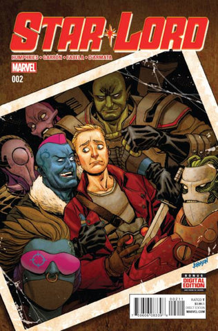 STAR-LORD #2 - Packrat Comics