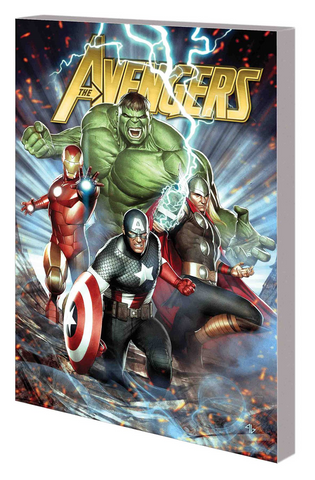 AVENGERS MIGHTY ORIGINS TP - Packrat Comics