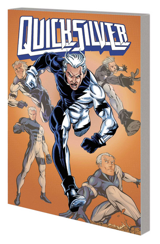AVENGERS QUICKSILVER TP - Packrat Comics
