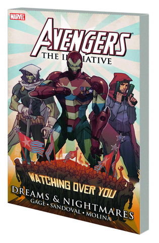 AVENGERS INITIATIVE TP DREAMS AND NIGHTMARES - Packrat Comics