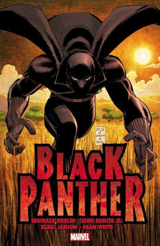BLACK PANTHER TP WHO IS BLACK PANTHER NEW PTG - Packrat Comics