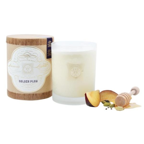 Holiday Limited Edition Golden Plum, 2-wick Candle