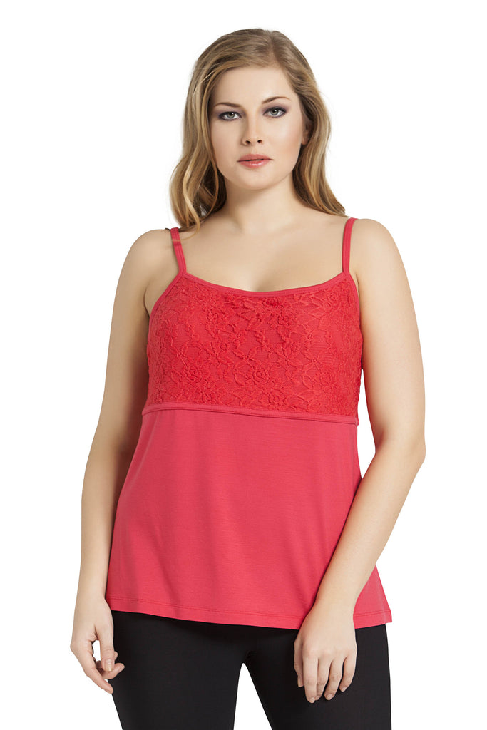 Lacey Babydoll Camisole