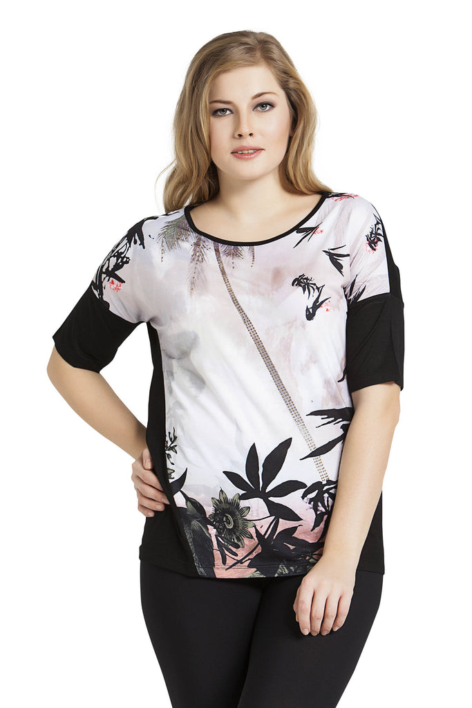 Tropical Oasis Top