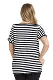 Venetian Stripe Top