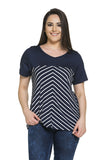 Dovetail Stripe Top