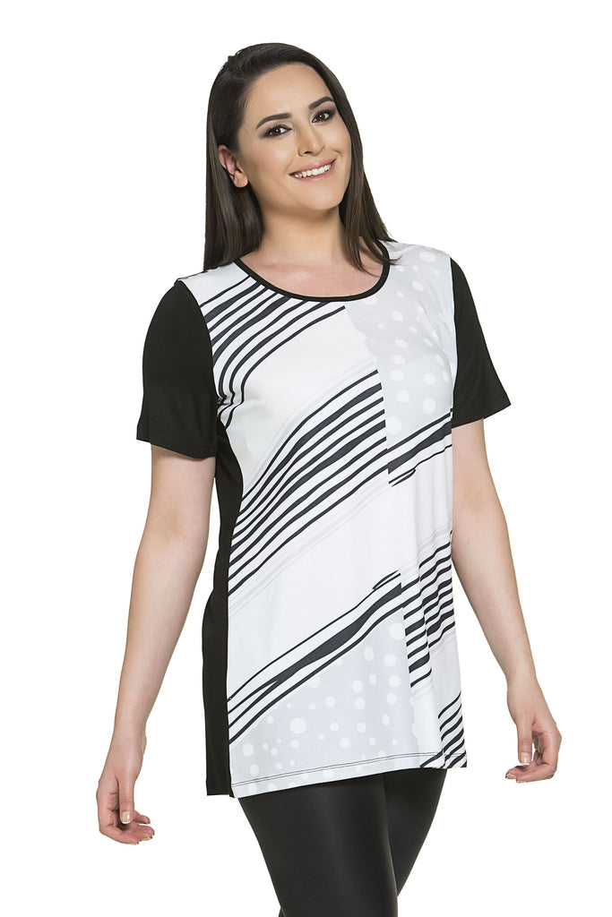 Elemental Shades Tunic