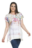 Brilliant Brushstrokes Tunic