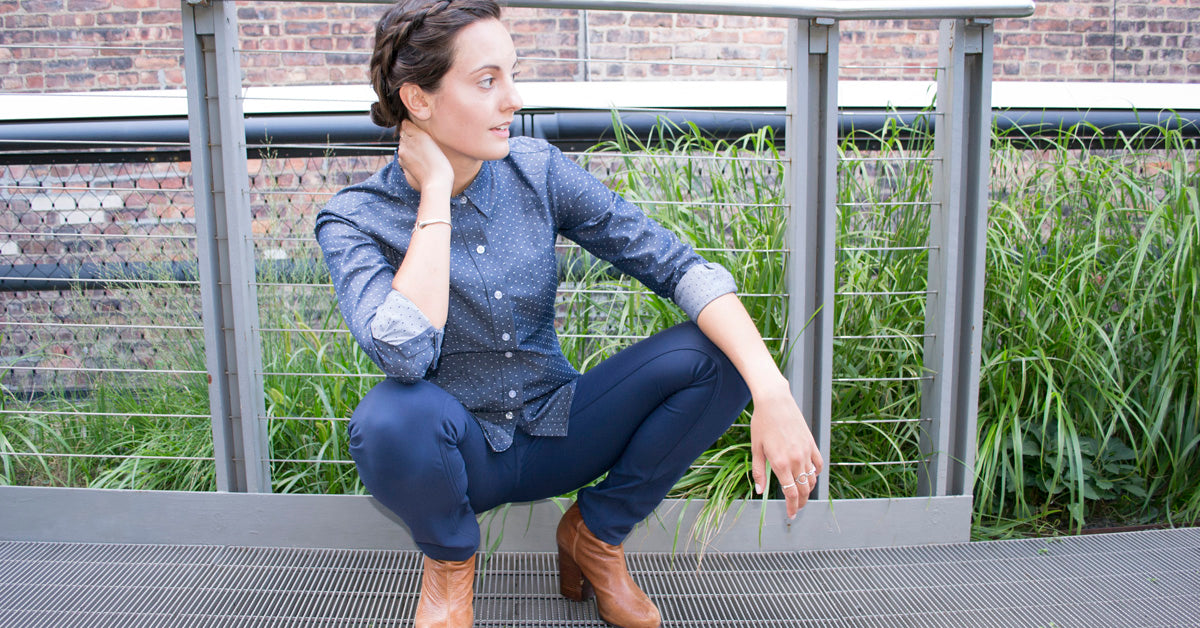 The Willary | Bike Commute Pants for Women