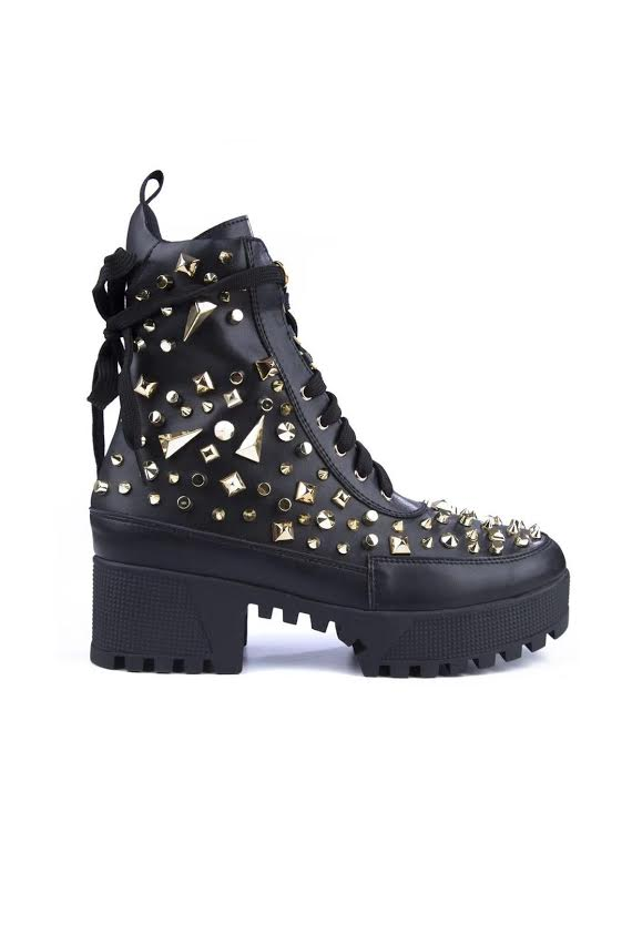 Night Sky Studded Boot