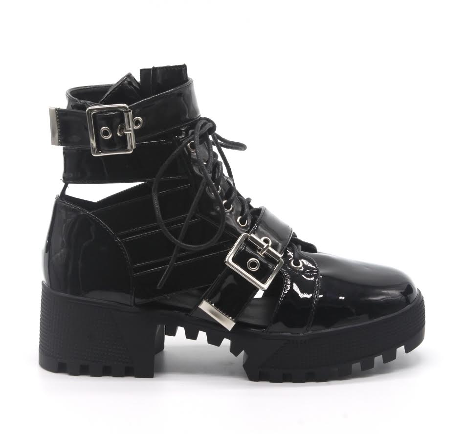 Beyond Lace Up Boot